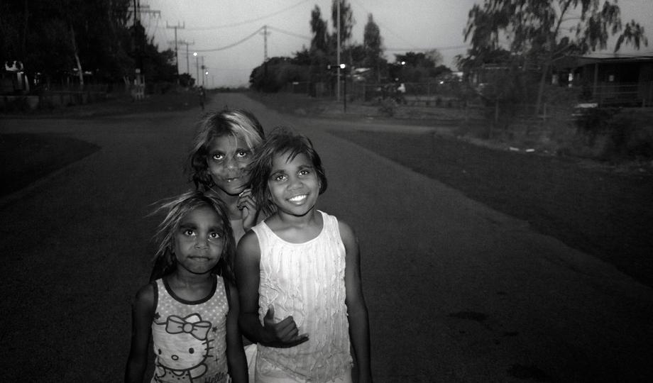 Lajamanu kids