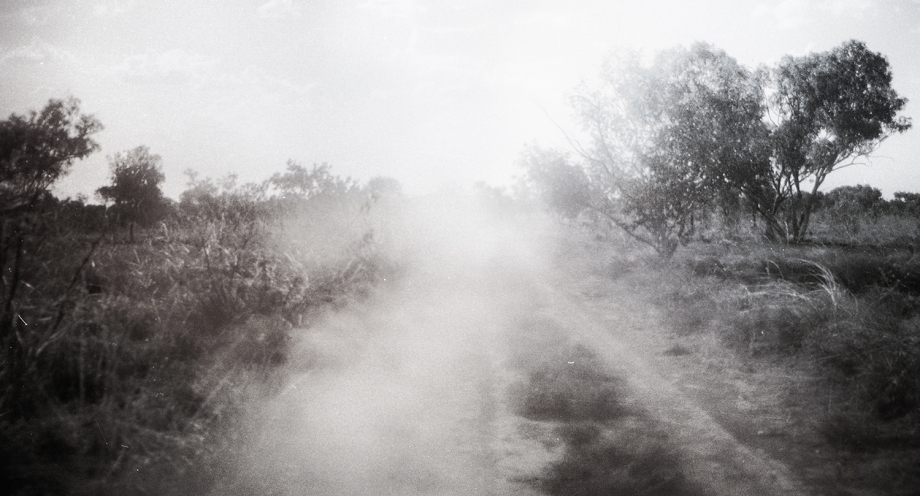Tanami track