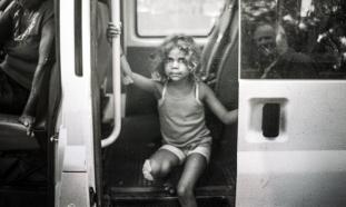 Girl at Lajamanu