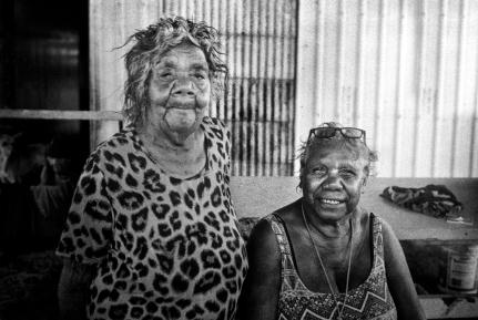 Lajamanu ladies